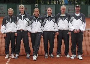Bundesliga RTHC-Leverkusen-Team