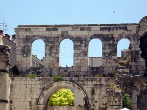 Diokletianpalast Split