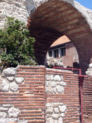 Diokletianpalast-Torbogen