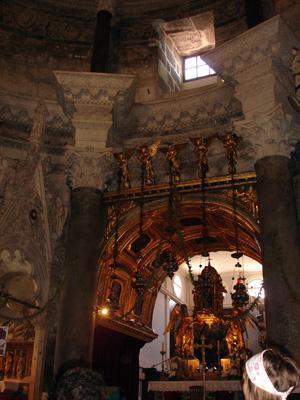 Diokletianpalast Split _ Kapelle